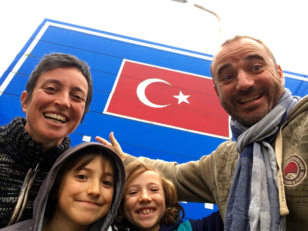 Turquie slow and curious famille Bouhier Pillot voyage famille